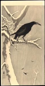 Shoson_Ohara-Crow_on_Snowy_Bough-Daikokuya-01-02-07-2007-8263-x2000